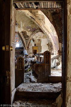Urban Exploration Detroit   Urban Exploration - Churches   Flickr - Photo Sharing!