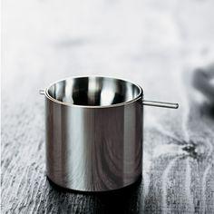 Cylinda-Line Revolving Ashtray - Stelton - Arne Jacobsen - Illums Bolighus