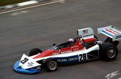 1976 GP Brazylii (John Watson) Penske PC3 - Ford