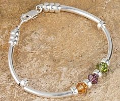 My favorite but will use myself and my two childrens' birthstones. AND other combinations. LOVE this!