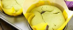 Japanese American Matcha Mochi Cupcakes ‹ Cooking at Debra's