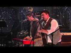 """Mumford & Sons: Roll Away Your Stone lyrics: """"It seems that all my bridges have been burned ... but you say that's exactly how this grace thing works:  It's not the long walk home that will change this heart - but the welcome I receive with the restart."""""""