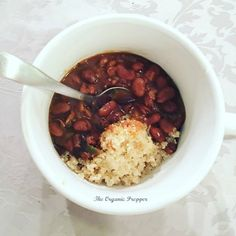 Review of NuManna sweet habanero chili with quinoa