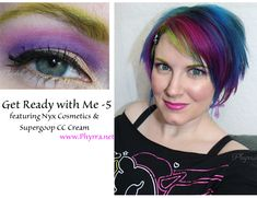 Get Ready with Me Vol. 5 Nyx Cosmetics. Pin now, watch later! #nyxcosmetics #supergoop #beauty #makeup #crueltyfree