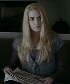 Nikki Reed and Rosalie Hale Photograph