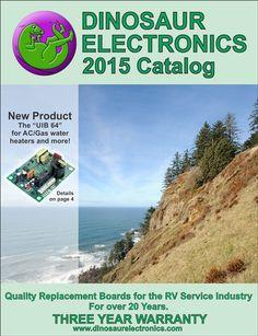 Dinosaur Electronics Online 2015 Catalog