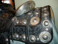 Keyston Bros. Silver Parade Saddle Set | | Cayuse Western Americana