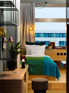 25hours Hotel Bikini Berlin in interior design architecture  Category