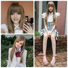 real barbie~