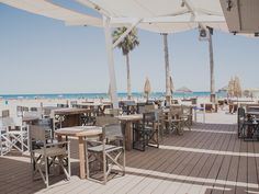 Home - Marina Beach Club Marina Real, Beach Club, Ibiza, Relax, Table Decorations, Home Decor, Decoration Home, Keep Calm, Interior Design