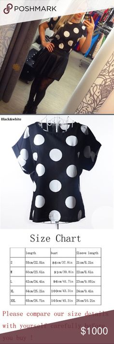 SUMMMER CLEARANCE!🎀HP! X4!🎀 Summer Chiffon Shirt Beautiful blouses! Brand new! I have 1 Small and 1 Medium. I you want a small I will order you one. Will take 3-4 weeks. Great with a tank under it. glimmergal16 Tops Blouses
