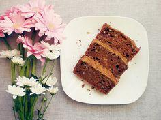 Ciasto marchewkowe w wersji fit Blog, Fit, Shape, Blogging