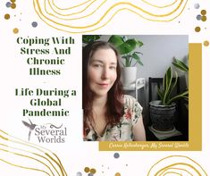 Coping with stress and chronic illness during a global pandemic is rough. But is it much different from how chronically ill patients were already living? Chronic Illness, Chronic Pain, Feeling Nauseous, Affect Me, Coping With Stress, Mental Health Issues, Reduce Stress, How To Fall Asleep