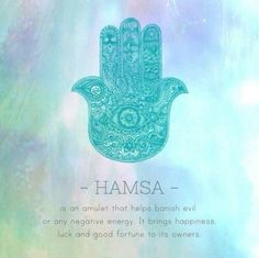 What is Hamsa?