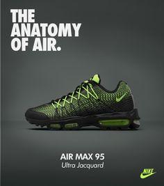 more photos 874da aeb82 Nike Air Max 95 Ultra Jacquard