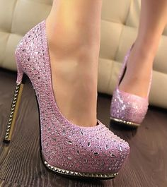 Sequins High Heel Party Shoes Welcome to visit http://www.aliexpress.com/store/302731 We are a professional hair company. Our hair are cheap and fine:)