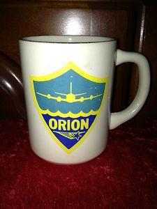 Lockheed P-3 Orion Coffee Mug - cup glass air force aircraft maritime navy