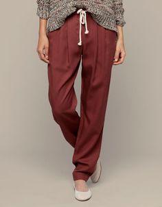 Pantalone pince - Pantaloni - Homewear - CATEGORIE - Italia