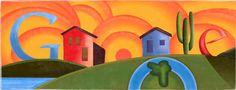 125º Aniversário de Tarsila do Amaral (online em 01/09/2011 - Brasil)
