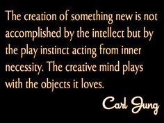 Jung on creativity