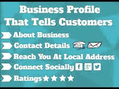 A strong profile help your local business to get better representation. Check out this video to see the different features you can get with fastest growing business network. Register today its free.
