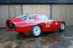 Alfa Romeo TZ1: The 'baby GTO' - Classic Driver - MAGAZINE - Classic Car