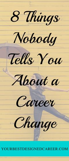 career change, job change, career advice, new career, new job