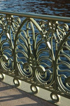 Demidov bridge St Petersburg fence - Demidov Bridge - Wikipedia, the free encyclopedia
