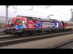 Vlaky Dolný Hričov 22.2.2019 - YouTube Train, Youtube, Zug, Strollers, Trains