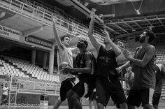 Abajo, arriba: Samuel Domínguez (1). 2 de septiembre #Lucentum #PretemporadaLucentum #Alicante #AdeccoPlata #LEBPlata #baloncesto #basket