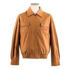 Cigar Brown Monaco Jacket - Suixtil