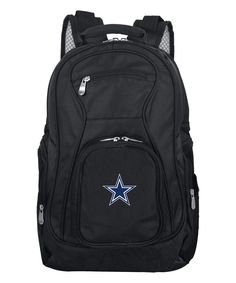 Take a look at this Dallas Cowboys Laptop Backpack today!