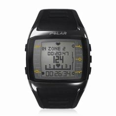Polar FT60 Men's Heart Rate Monitor Watch