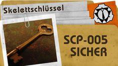 SCP-005: Skelettschlüssel