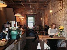The London Coffee Series - Brickwood. Clapham, London
