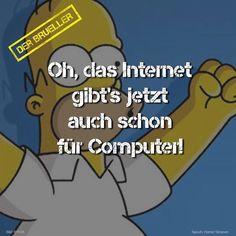 #Homer #Simpson #Internet #Computer #PC #brüller #spruch #sprüche #spruchseite #life #lifeisstrange #lifehacks