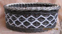 Поделка изделие Плетение Новые повторюшки Трубочки бумажные фото 1