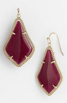 Kendra Scott 'Alex' Drop Earrings available at #Nordstrom