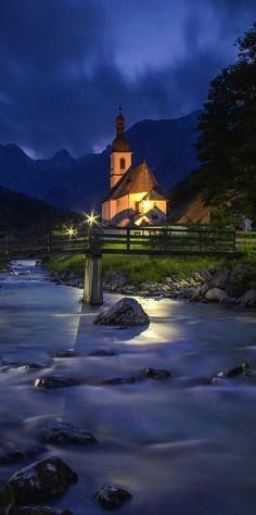 Ramsau, Berchtesgaden, Bavaria, Germany
