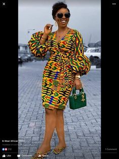African Fashion Ankara, Latest African Fashion Dresses, African Print Fashion, Nigerian Fashion, Africa Fashion, African Women Fashion, Modern African Fashion, Fashion Women, Ghana Fashion
