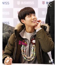 Bogum : can I really eat this necklace ?