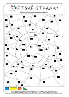 geometrické tvary - Hledat Googlem