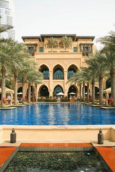 The Palace Hotel in Dubai