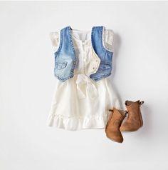Baby girl fashion -- oh so cute
