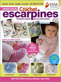 Crochet ESCARPINES – Edición Especial 2015