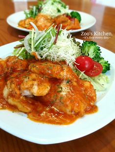 Diet Recipes, Chicken Recipes, Cooking Recipes, Cooking Ideas, Cooking Mussels, Easy Cheap Dinner Recipes, Japanese Dishes, Japanese Food, Cafe Food