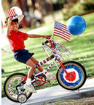Image from http://www.southernmamas.com/wp-content/uploads/2010/06/fourth-july-bike-decorating.jpg.
