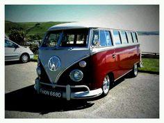 Split Screen VW California