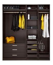 IKEA Pax/Komplement closet interior fittings