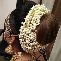 Indian Long Hair Braid, Braids For Long Hair, Bridal Hair Buns, Big Bun, Indian Weddings, Bun Hairstyles, Hair Ideas, Exotic, Hair Makeup